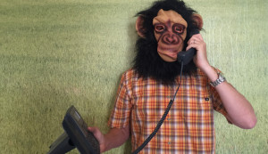 Order a Monkey Phone Call Today. Monkey Operators Are Standing By.